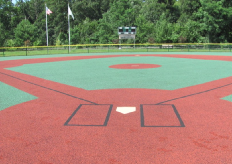 Baseball Diamond Playground Image- Signature Sites